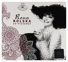 Rena Rolska - 40 piosenek (CD 2 disc) NEW