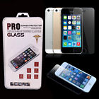 Apple iPhone 5 / 5S / 5C / SE Panzer Glas Folie Displayfolie Glas Panzerfolie 9H