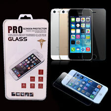 Apple iPhone 5 / 5S / 5C / SE Panzer Glas Folie Displayfolie Glas Panzerfolie 9H