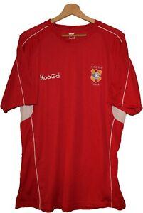 TONGA RUGBY team SHIRT Jersey Tricot Maglia Camiseta KooGa size XL