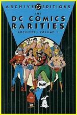 DC Archives: DC Comics Rarities Volume 1 HC