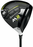 TaylorMade M2 D-Type Driver 2017 XLR8 Shaft Men's New- Choose Hand, Flex, & Loft