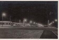 AK Mannheim Entrance to Reichsautobahn Unread (G3941)