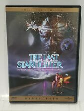 The Last Starfighter (DVD, 1999, Collectors Edition Widescreen)
