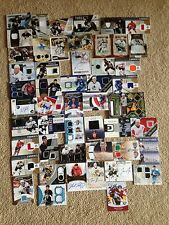 Lot of 10 Mystery hockey cards *READ DESCRIPTION*