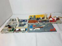 1987-89 Vintage Lewis Galoob Toys Garage/Service Bay, Gas Station, House etc