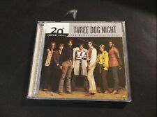 Best Of Three Dog Night: 20TH CENTURY MASTERS MILLENNIUM COLLECTION CD greatest