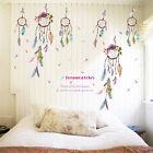 Fashion Dream Catcher Feathers Wall Sticker Mural Art Vinyl Decals Home Decor Sk