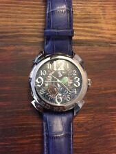 WATCH BLOWOUT: Ed Hardy Watch Revolution Blue NWT - W4-202