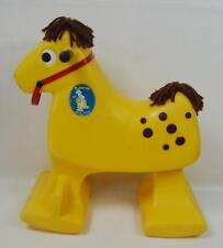 RARE VINTAGE LITTLE TIKES  RIDE-ON WALKING BUTTERCUP HORSE PONY