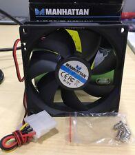 Ventola tachimetrica MANHATTAN 92x92x25 per case o alimentatore PC