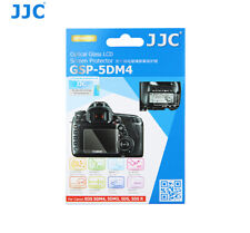 JJC Optical Glass LCD Screen Protector for Canon 5dm4 5dm3 5ds R 5d Mark III IV