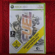 FUEL - Microsoft Xbox 360 ~PAL~7+ Promo copy - Brand New