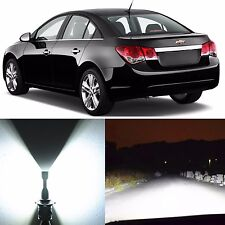 Alla Lighting High Low Beam Headlight H11 White LED Bulbs for 06~13 Chevy Impala