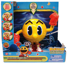 Bandai Pac-Man Ghostly Adventures Deluxe Ghost Grabbin PAC Action Figure 9 inch
