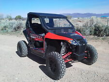 Arctic Cat Wild Cat Trail Side by Side Cab Enclosure with Tip Out Windshield