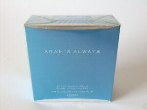 Aramis Always AFTER-SHAVE Balm 100ml - 3.4 Oz BNIB Retail Sealed