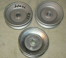 S891 MURRAY 21096 PULLEY LOT OF 3