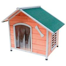 Hundehütte Hundehaus Hundehöhle 103x83x87,5 cm Hundebox Tierhaus Tierhütte