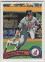 2011 Topps Baseball Cleveland Indians Team Set
