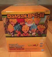 Banpresto Dragon Ball Super Saiyan Special World Collectable 12 Figure Case WCF