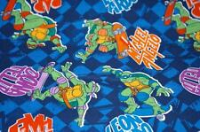 TMNT SKATIN TURTLES TOSSED COTTON FABRIC....CP52364...BTY...NEW PRINT!!
