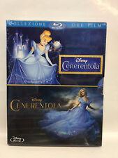 CENERENTOLA - cofanetto 2 blu ray - animazione e film Disney