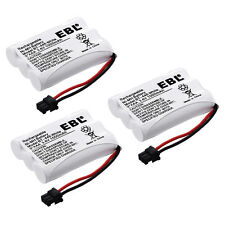 3PACK 1000mAh 3.6V NI-MH BP-446 BT-446 BT-1005 Cordless Phone Battery For Uniden