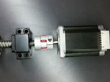 6 x 8mm Flexible Jaw Shaft Coupling CNC Servo Stepper Motor Nema 23 Ballscrew 3D