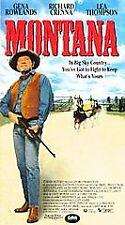 Montana (VHS, 1992)