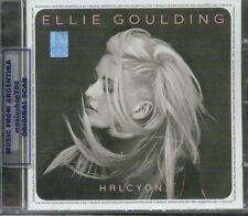 ELLIE GOULDING HALCYON + 2 BONUS TRACKS SEALED CD NEW 2013