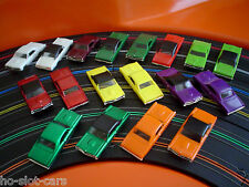 67 Pontiac Gto MoDel MoToRing Aurora 1967 Ho SloT CaR Body Choose from 18 Colors