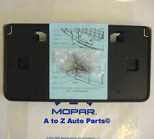 NEW 2005-2010 Chrysler 300 FRONT License Plate Bracket / Holder,OEM Mopar