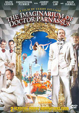 The Imaginarium of Doctor Parnassus DVD Terry Gilliam(DIR) 2009