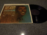 """Roy Acuff """"The Best of Roy Acuff"""" CAPITOL STARLINE LP #DT-1870"""