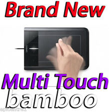 WACOM BAMBOO TOUCH TABLET CTT-460 USB PC MAC GRAPHICS TABLET MULTI TOUCH NEW
