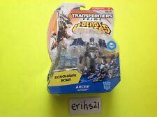 Transformers Prime Beast Hunters EchoHawk BOW ARCEE Autobot Deluxe Class NEW 012