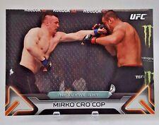 "2016 TOPPS UFC KNOCKOUT MIRKO CRO COP ""HEAVYWEIGHT"" 5X7 WALL ART #/49 #50"