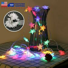 Star Fairy String Light Christmas Wedding Style Decorative LED Light for Party