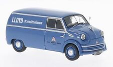 Lloyd LT 500 Customer Service 1955 1:43 Model NEO SCALE MODELS