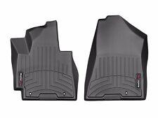 WeatherTech FloorLiner Floor Mat for Hyundai Tucson - 2016-2017 - 1st Row -Black