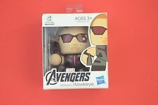 "MARVEL'S HAWKEYE The Avengers Movie Mini Muggs 3"" Vinyl Figure Hasbro 2012 NEW!"