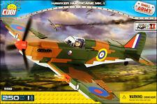 COBI Hawker Hurricane Mk.I (5518) - 250 elem. - WWII UK/Allied fighter aircraft