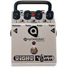 Amptweaker Tight Fuzz Tone Distortion Guitar Effect Pedal +Picks