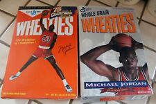 Rare Michael Jordan Wheaties Box Unopened 75 Years of Champions Collectors Dream
