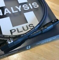 Analysis Plus Digital Crystal Cable,Solo Crystal Copper,1.5 Meter XLR - New Cond