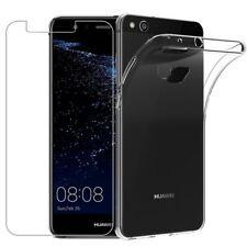 Custodia Back Cover Silicone semplice trasparente Huawei P10 Lite