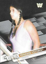 2017 Topps WWE Silver Parallel #99 Princess Victoria #04/25
