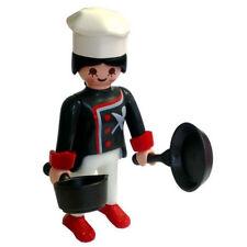 Playmobil Serie 4 Figures 5285 Girl 12 Cuoca