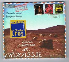SOLEN IMBEAUD & BENJAMIN RAMON - BONS CAILLOUX DE CROCASSIE - CD 11 TITRES NEUF